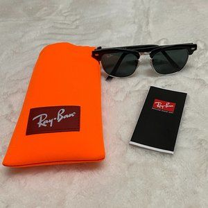 Authentic RAY-BAN Clubmaster Junior Sunglasses